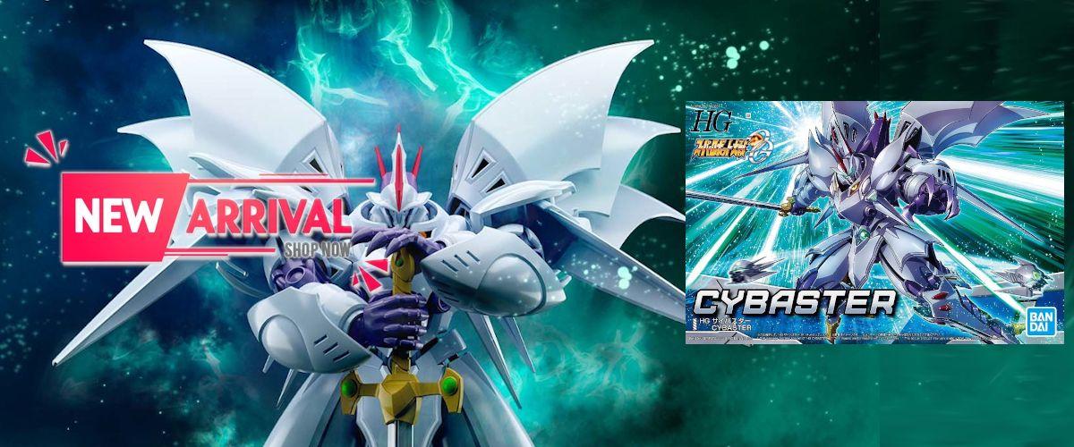 [Super Robot Wars] HG Cyberstar