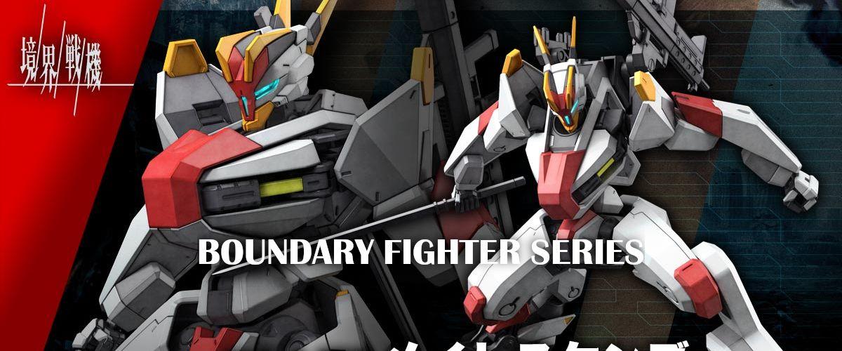 [Kyokai Senki / Boundary Fighter] available for PO now