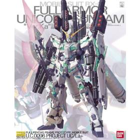 MG 1/100 RX-0 Full Armor Unicorn Gundam Ver.Ka