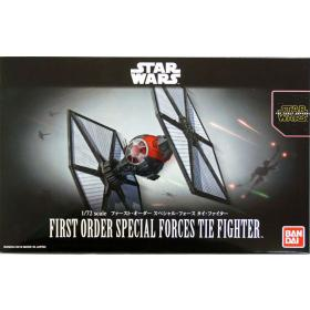 [Star Wars] 1/72 First Order Special Forces Tie Fighter