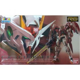 [EXPO] RG 1/144 Gundam 00 Raiser Trans-Am Mode (Clear Edition)