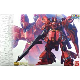 [EXPO] MG 1/100 Sazabi Ver.Ka (EXPO Limited Clear Edition)