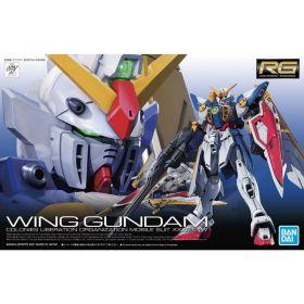 [035] RG 1/144 Wing Gundam (TV Ver.)