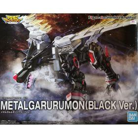 [DIGIMON SERIES] Figure-rise Standard Amplified METAL GARURUMON (BLACK Ver.)